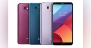 LG G6 and Q6
