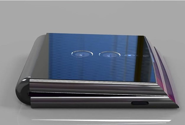 sony xperia flex fordable