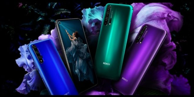 Honor 20 Pro Best Features