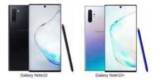 Galaxy Note 10 Plus Model Number
