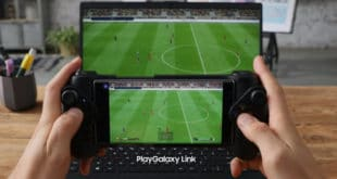 Stream PC Games to Phone with Samsung PlayGalaxy Link