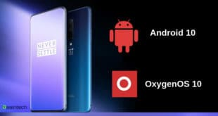OxygenOS 10 Android 10