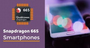 Snapdragon 665 Phones