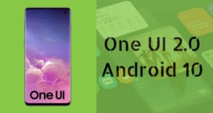 One UI 2.0 based Android 10 for Samsung Phones
