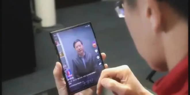 Xiaomi Foldable Phone Teased by Co-Founder Lin Bin
