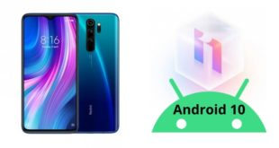 Redmi Note 8 Pro Receives Android 10 with MIUI 11