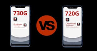Snapdragon 730G vs 720G Comparison