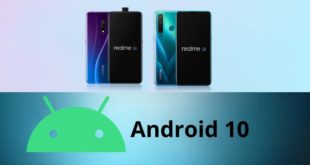 android 10 for realme x and 5 pro