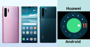 Huawei and Honor Android 11 update