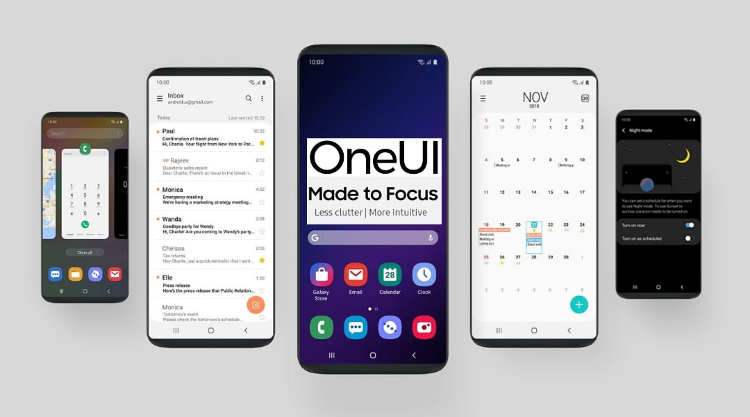 Samsung Android 11 Update with One UI 3.0: Phones & Release Date