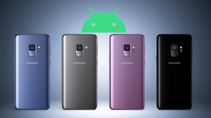 Samsung S9 Android 11
