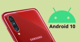 Samsung Galaxy A70s & A70 Android 10 Update
