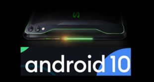 Black Shark 2 Android 10