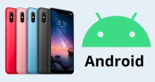 Redmi Note 6 Pro Android