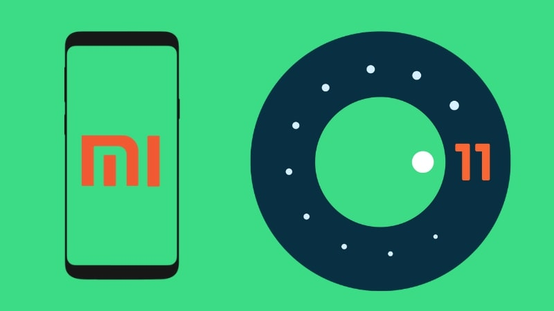 Xiaomi Mi and Redmi phones for Android 11