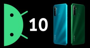 Realme 5i Android 10