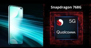 Snapdragon 768G Phones