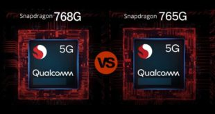 Snapdragon 765G vs Snapdragon 768G