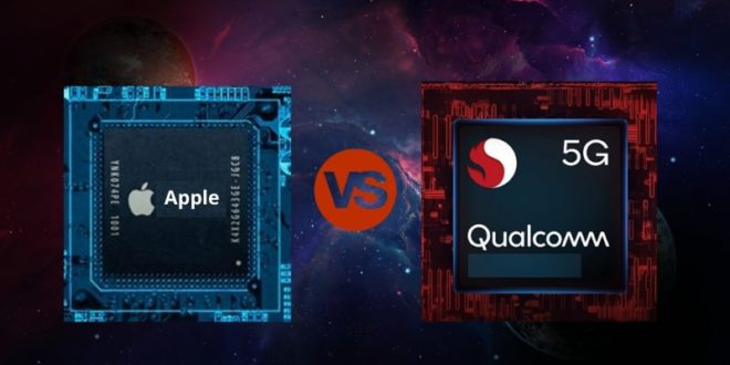 Snapdragon 865 vs Apple A14 Bionic