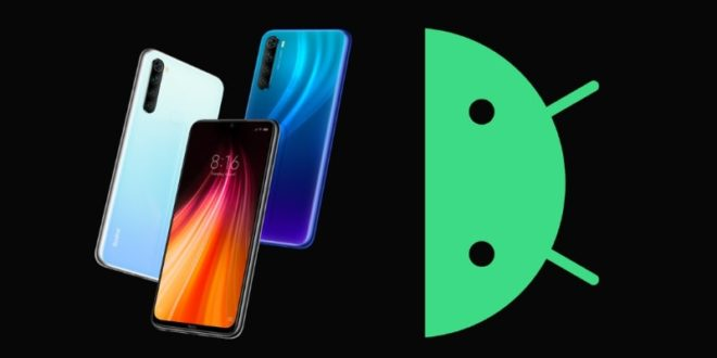 Redmi Note 8 Pro Android 11