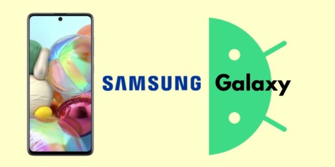 Samsung Galaxy A50, A50s and A51 Android 11 Update