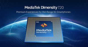 MediaTek Dimensity 720 phones