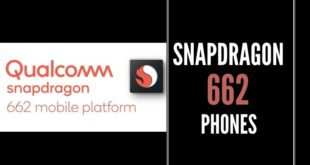 Snapdragon 662 phones