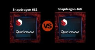snapdragon 662 vs Snapdragon 460