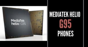 MediaTek Helio G95 Phones