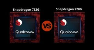 Snapdragon 732G vs 720G