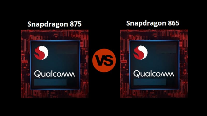 Snapdragon 875 vs Snapdragon 865: What's the Difference?