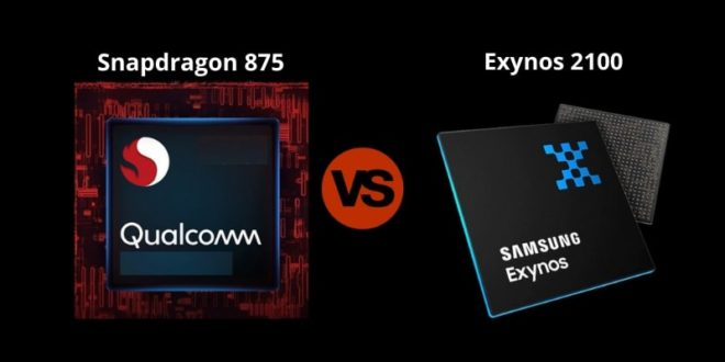 Snapdragon 875 vs Exynos 2100