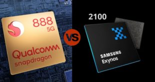 Snapdragon 888 vs Exynos 2100