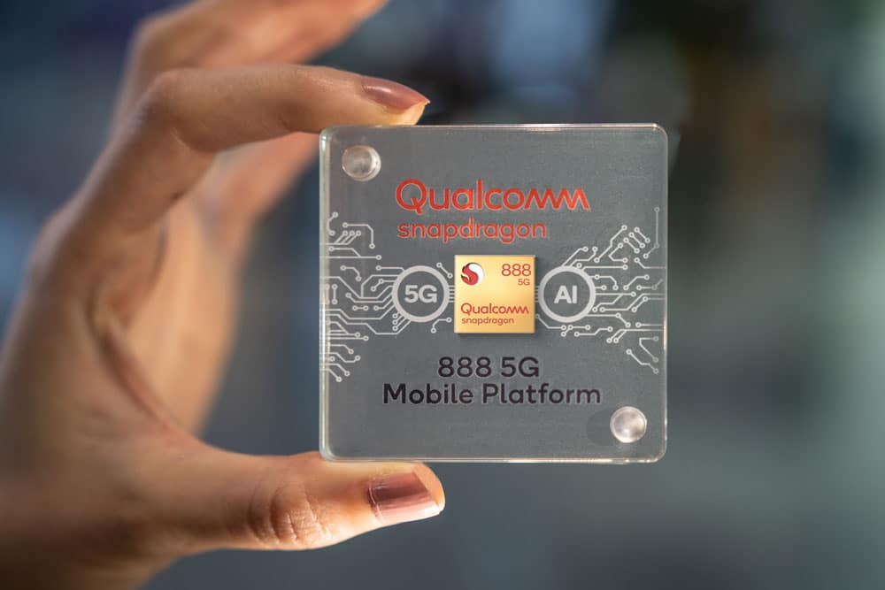 Prosesor Qualcomm Snapdragon 888