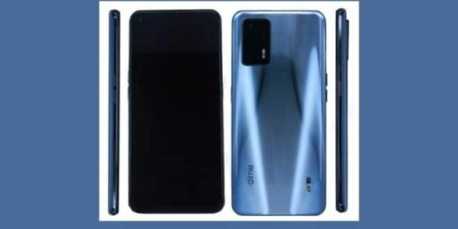 realme gt spotted on tenaa