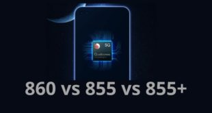 Snapdragon 860 vs 855 vs 855 plus