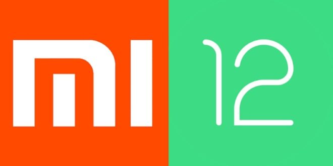 Xiaomi Android 12