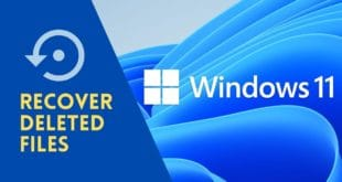 Recover Deleted Files in Windows 11