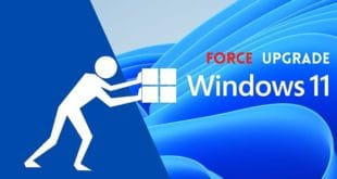 Windows 11 Force Install or Upgrade