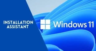 Download Windows 11 Installation Assistant